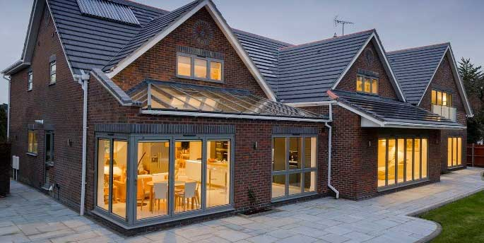 Bi-Fold Doors in Surrey
