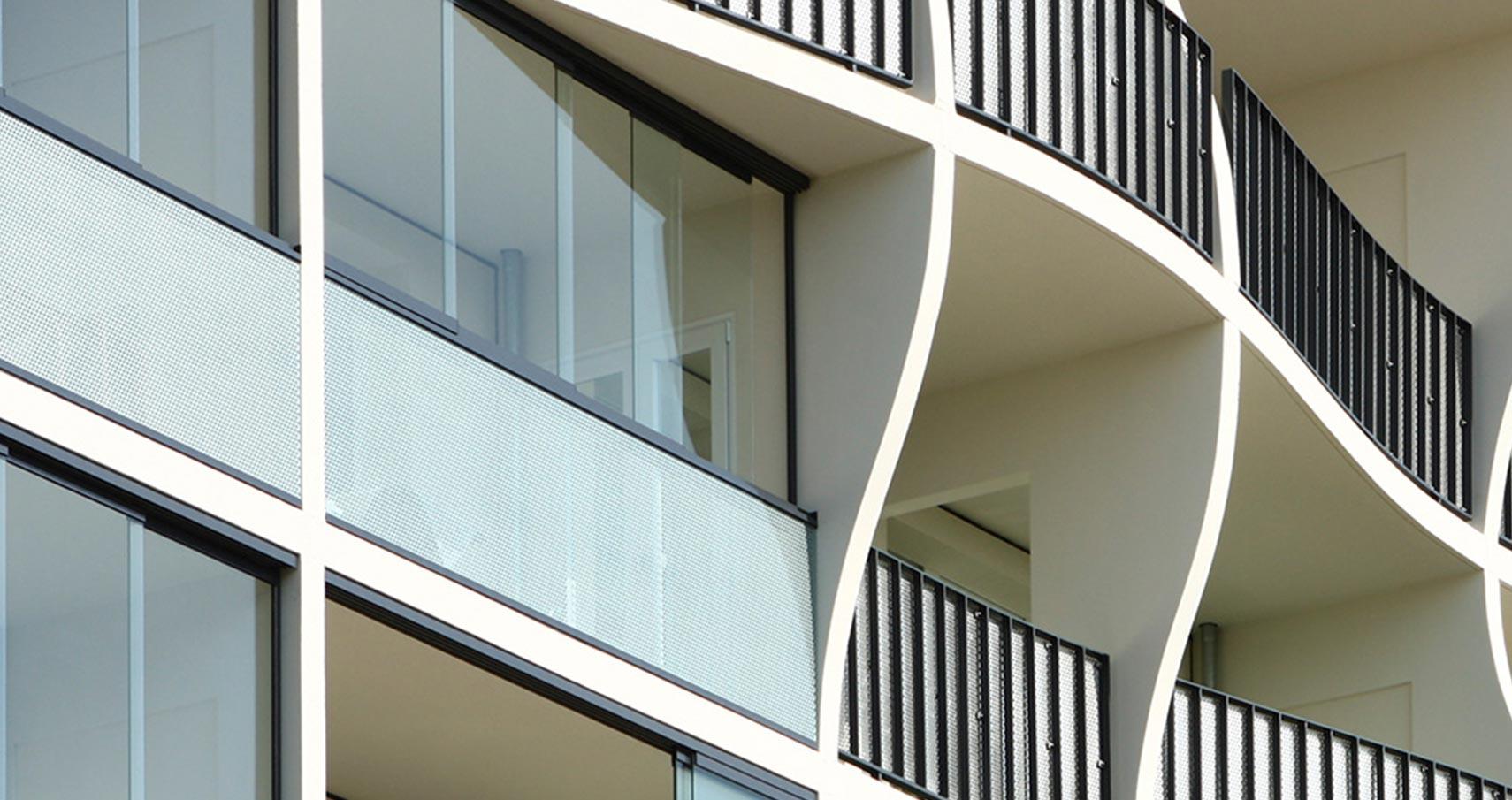 GM Winter Garden Balcony Glazed Systems