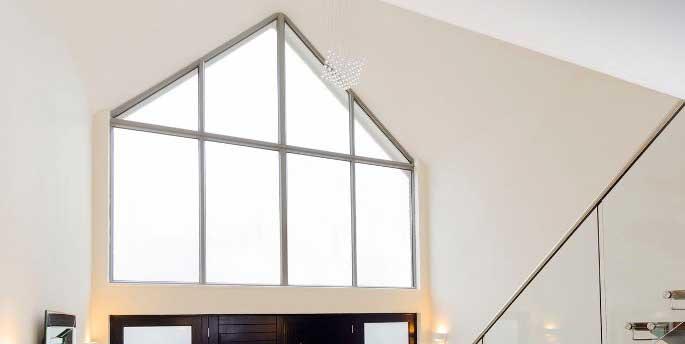 Origin architectural windows